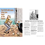 You'll lift with ease... when you bend at the knees! - Lifting and Backs Safety Poster