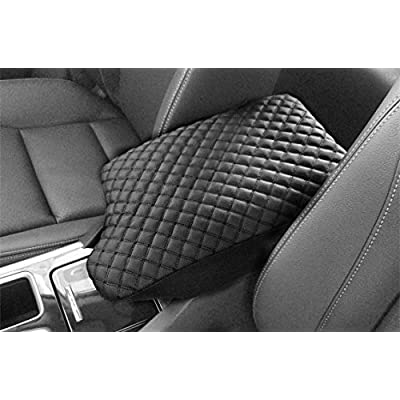 Fit for Honda Accord 2013-2020 Center Console Lid Armrest Cover Protector Decoration: Automotive