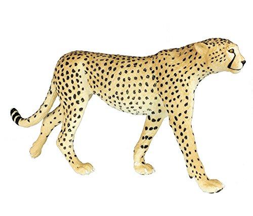 Safari Ltd. Wildlife Wonders Cheetah (10 Fastest Land Animals In The World)