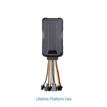 Concox 3 G GPS Tracker para coche/camión/motocicleta gt06e con sensor de aceleración