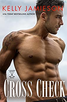 Cross Check: A Bayard Hockey Novel by [Jamieson, Kelly]