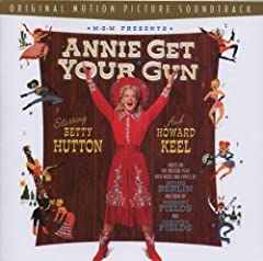 Judy Garland had recorded most of the music for the 1950 film version of Annie Get Your Gun when she was replaced by Betty Hutton. The film won four Oscar nods behind Hutton's performance, while Garland's wonderful recordings went unused. Wel...