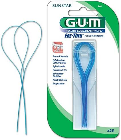 Dental Floss: Gum EasyThread