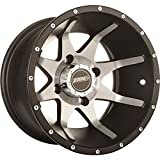 used 14 inch atv rims - Sedona Storm Wheel - 14x7 - 4+3 Offset - 4/156 , Bolt Pattern: 4/156, Rim Offset: 4+3, Wheel Rim Size: 14x7, Position: Front/Rear A7647056-43S