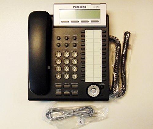 Panasonic Digital Telephone (KX DT343-B) (Renewed) ()