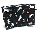 N Gil All Purpose Organizer Medium Utility Tote Bag 2 (Unicorn)