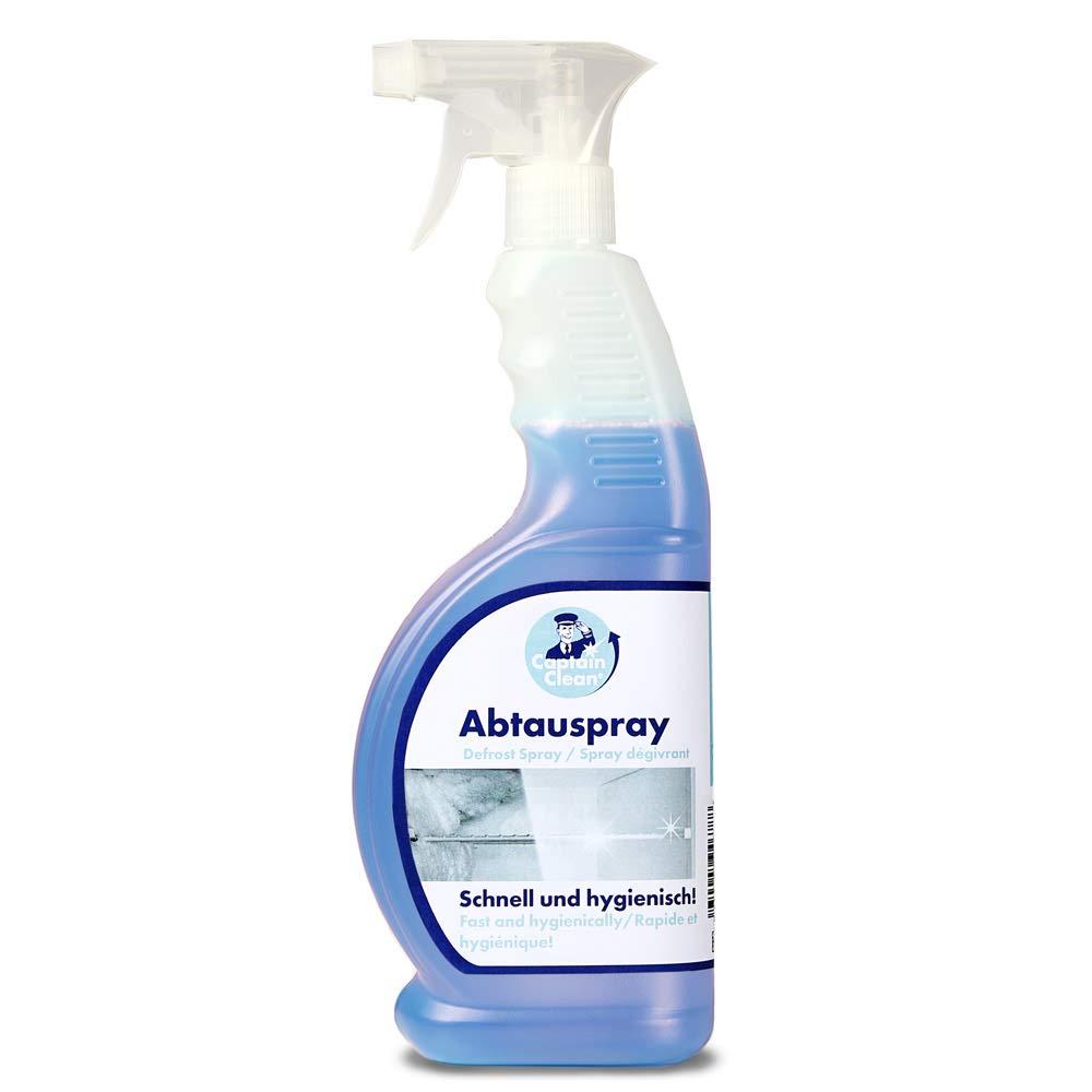 desempañador de desinfectante Spray para congelador y nevera ...