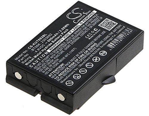 Bateria : Ikusi Bt06k Ikusi Tm70/1