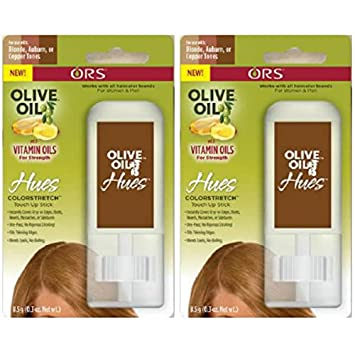 Amazon Com Ors Olive Oil Hues Color Stretch Touch Up Stick Blonde