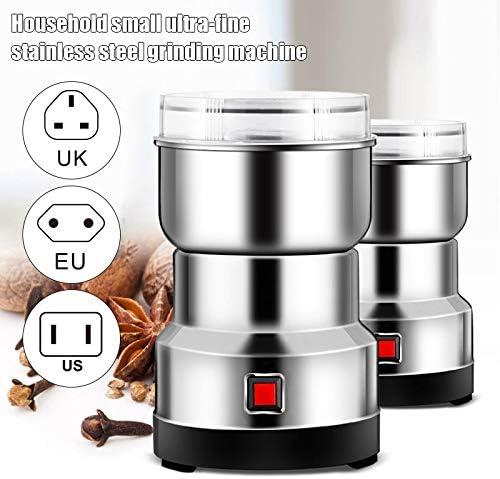 Multifunction Electric Smash Machine Coffee Bean Seasonings Stainless Steel Milling Machine New Moaly Grinder Machine