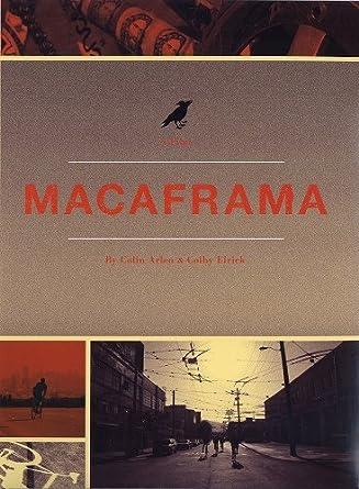 macaframa dvd