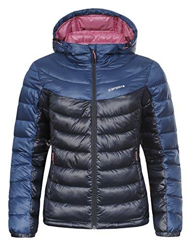 women's Icepeak Jacket Layan Layan Blue qwfgTSx