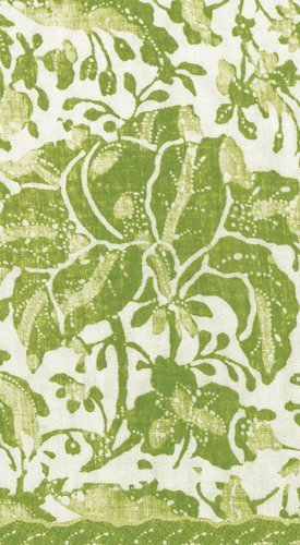Paper Guest Towels Country Rustic Christmas Decor Green Washed Print Fingertip Towels Pk 30