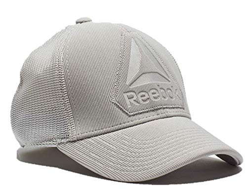 Reebok Flex Cap - Reebok Men's Ribbed Flex mesh Back Hat