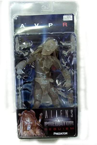 Alien vs. Predator Requiem Serie 3 - Stealth Mode Predator Actionfigur 18 cm [Importación alemana]: Amazon.es: Juguetes y juegos