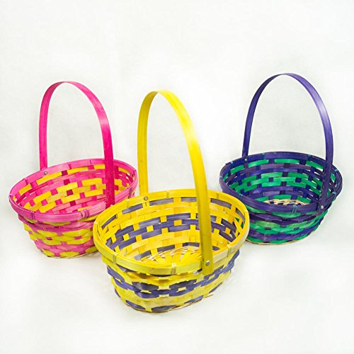It's In The Bag Folding Handle Basket