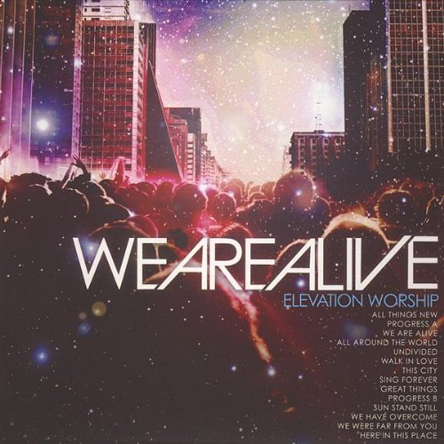 We Are Alive Album Cover