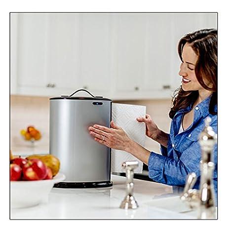 Amazon.com: Innovia Hands Free Countertop Automatic Paper Towel ...