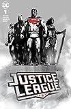 JUSTICE LEAGUE #1 JETPACK COMICS/FORBIDDEN PLANET JOCK MONUMENT VARIANT DC COMICS