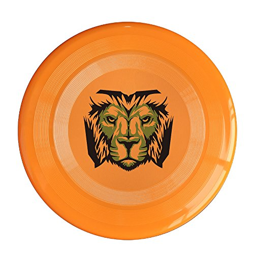 [YYHU - Plastic Doubutsu Sentai Zyuohger Zyuoh Lion Logo Ultimate Sport Disc - Orange] (Thunder Lightning Costume)