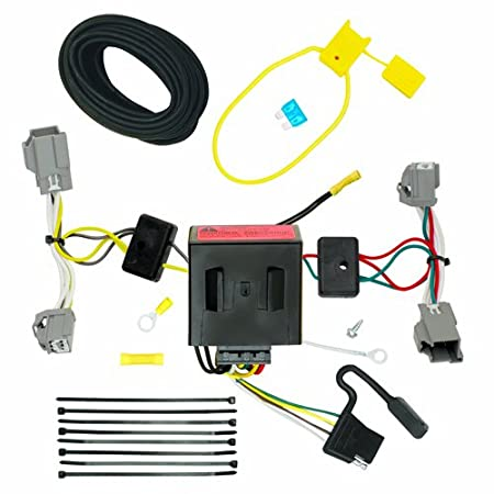 51aS%2Bu2AfrL._SY450_ amazon com tow ready 118523 t one connector assembly for volvo u haul wiring harness installation at fashall.co