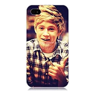 Ecell - NIALL HORAN ONE DIRECTION 1D BOY BAND BACK CASE COVER FOR APPLE iPHONE 4 4S by mcsharks