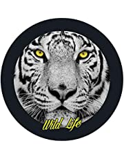 Capa De Estepe Comix Tigre c. Aircross, Crossfox (Todos), Ecosport G1 E G2, Ecosport G3 S.E 1.5, Ecosport G3 Freestyle, Ecosport G3 Titanium, Spin Activ