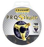 Champ Golf Shoe Spikes Pro Stinger Q-Lok Pack 18 Pieces