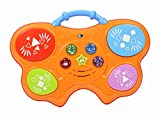 Smartcraft Dynamic Batting Drum Toy, Musical Sound Toy for Toddlers (12+ months)