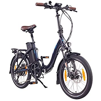 Kit bicicleta electrica plegable 20