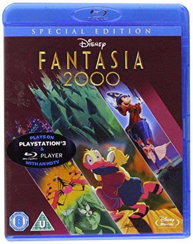 Fantasia Blu ray Special Leopold Stokowski