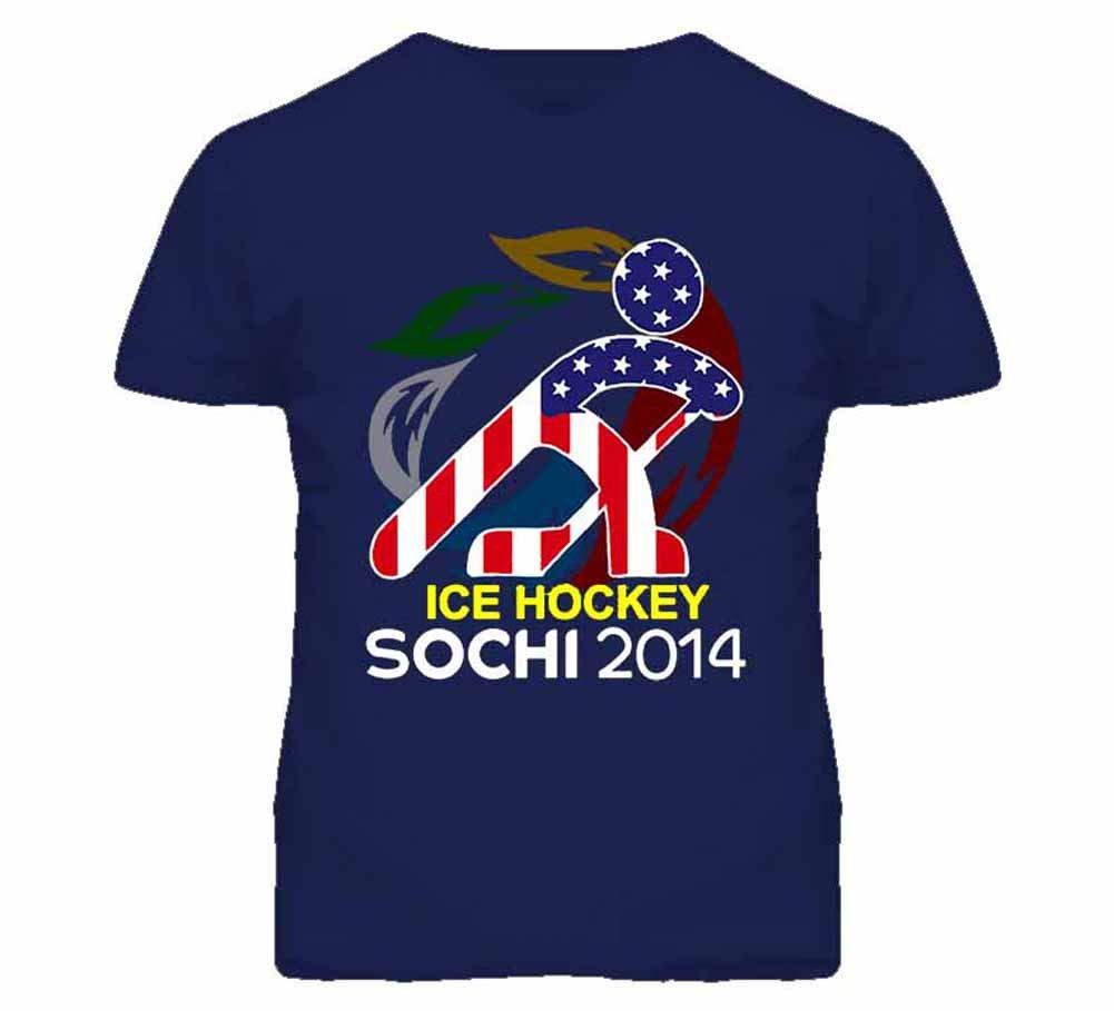 Tshirt Bandits S Sochi 2014 Winter Olympics Team Usa T Shirt