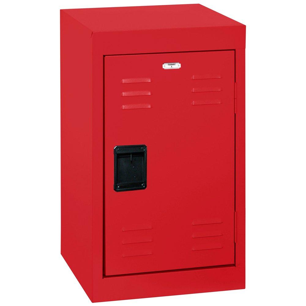 Sandusky Lee Kids Locker, LF1B151524-01 Single Tier Welded Steel Locker, 24''