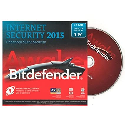 Bitdefender Internet Security 2013 1 PC OEM