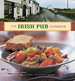 The Irish Pub Cookbook by [Johnson, Margaret M.]