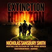Extinction Horizon: The Extinction Cycle, Book 1 | Nicholas Sansbury Smith