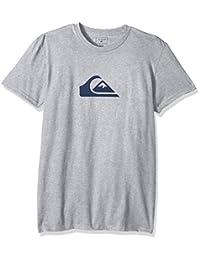 Quiksilver mens standard Mountain and Wave Short Sleeve Tee Shirt