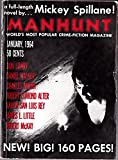 img - for Manhunt January 1964 (Volume 12, Number 1) book / textbook / text book