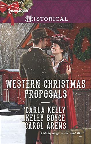 book cover of Western Christmas Proposals