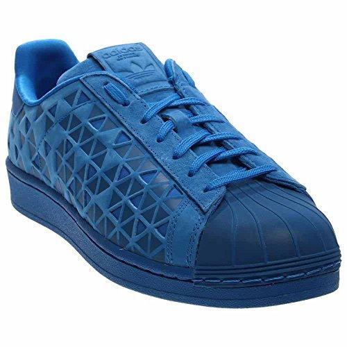 hot sale online a8ba2 8cfdf Adidas Originals Chaussure De Skate Superstar Pour Homme Bleu