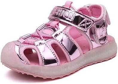 Kids Low-Top Led Light Up Shoes Zapatos con Luces para Niños y Niñas