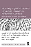 img - for Teaching English to Second Language Learners in Academic Contexts: Reading, Writing, Listening, and Speaking (ESL & Applied Linguistics Professional Series) book / textbook / text book