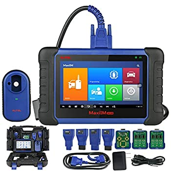 Image of Autel MaxiIM IM508 Key Programming Diagnostic Scan Tool with XP200 Key Programmer, Advanced IMMO Functions & Programming Automotive Scanner, Oil Reset, SAS, EPB, DPF, TPMS ID Relearn, BMS(For US Only) Code Readers & Scan Tools