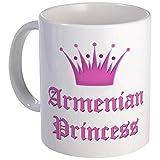 CafePress %2D Armenian Princess Mug %2D