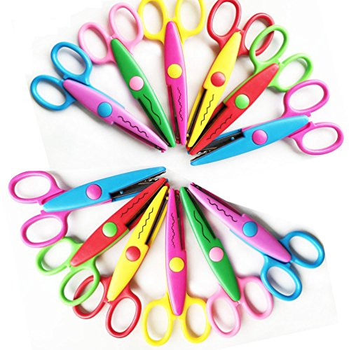 pack-of-12-mixed-asscorted-color-paper-creative-craft-decorative-wave-lace-edge-edging-scissors-5in