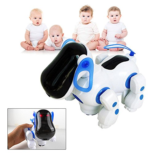 Low cost Cido Beautiful Robotic Robotic Canine Digital Pet Secure Children Toy with Music Mild  Evaluations
