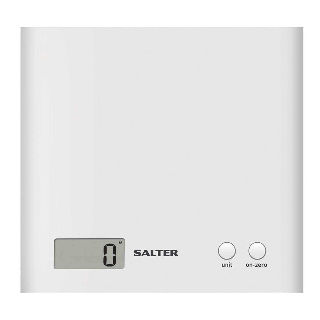 Salter Arc Digital Kitchen Scales - Electronic Food Weighing, Slim ...