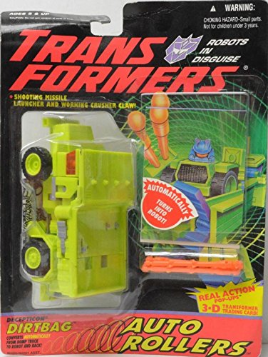 Transformers Robots in Disguise Decepticon DIRTBAG for sale  Delivered anywhere in USA