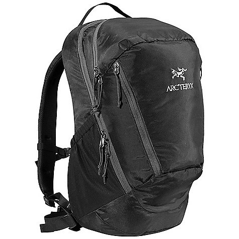 Arcteryx Mantis 26 Backpack Black 26L, Outdoor Stuffs