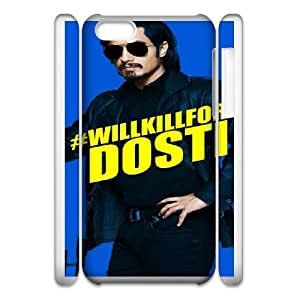 ali zafar in kill dil iPhone 6 5.5 Inch Cell Phone Case 3D White PSOC6002625601673